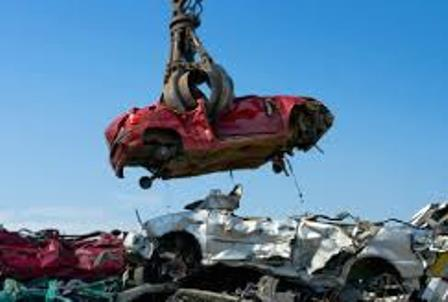 Cash for junk cars, junk car removal, price for scrap cars, sell an old car