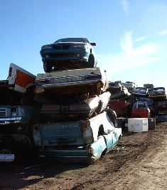 Auto scrap, junk car towing, where to scrap my car, value of a junk car