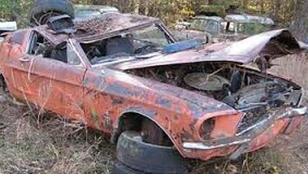 Junk Yards That Sell Old Cars